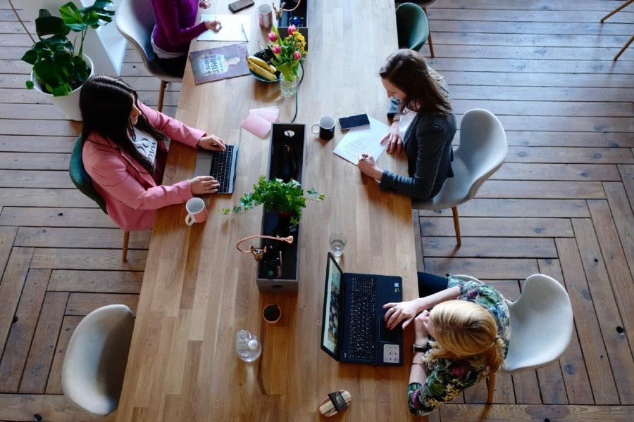 Nettoyage de locaux professionnels Hnet - Coworking propre