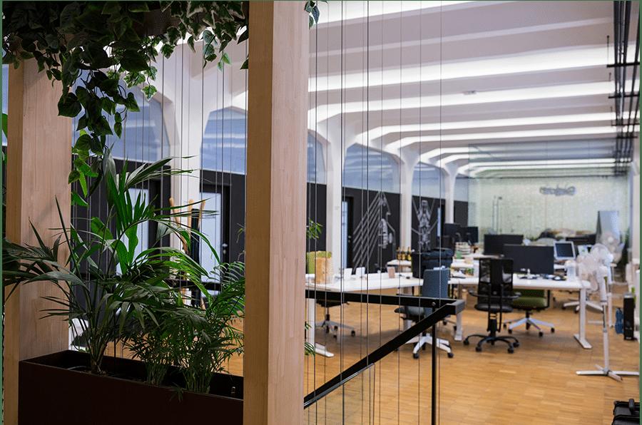 HNET Nettoyage d'espace de coworking sur Paris