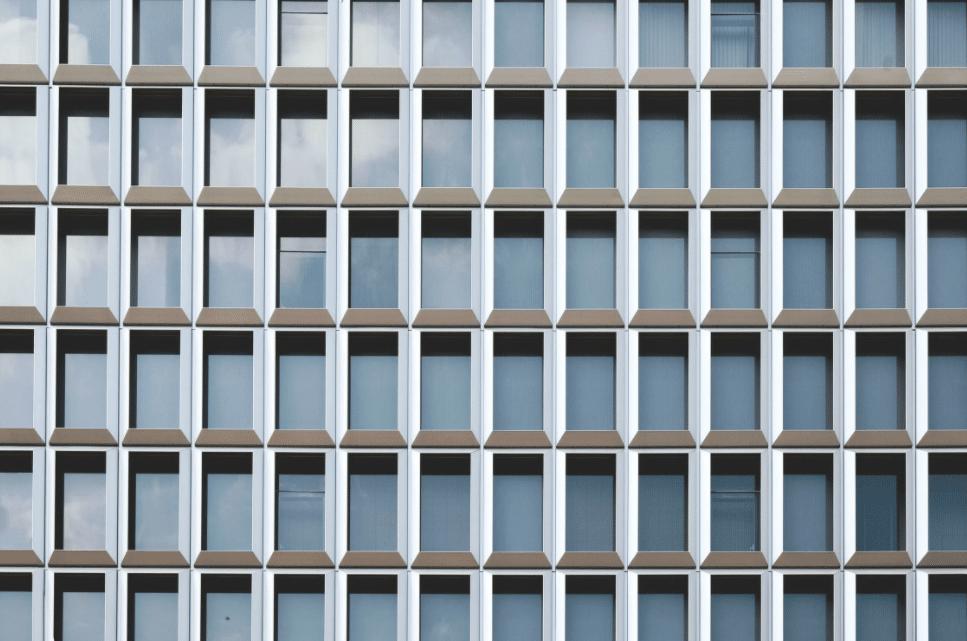 nettoyage des vitres de bureaux