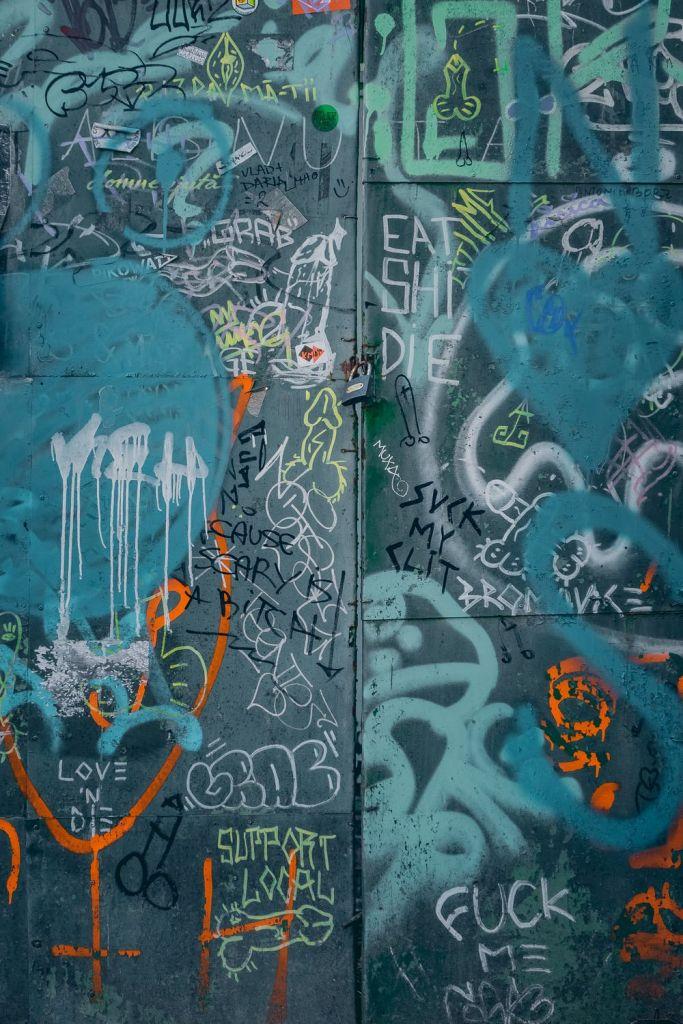 nettoyage des tags et graffitis